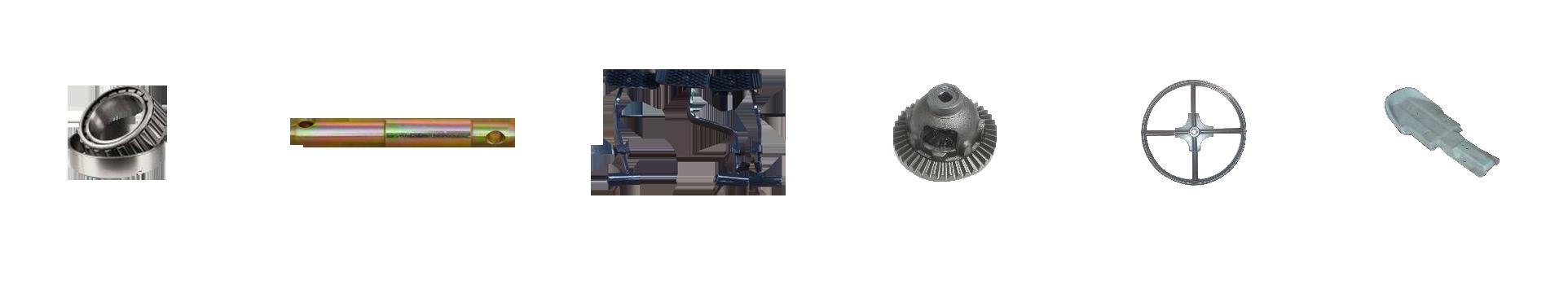 Kukje Tractor Parts : Keumyu